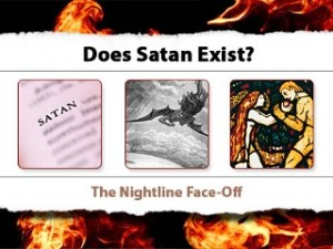 Does Satan Exist debate