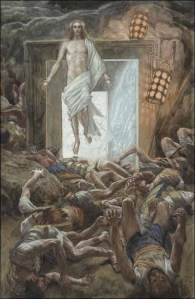 The Resurrection by James Jacques Tissot