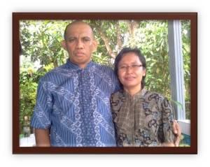 Edy & Riama Worwor